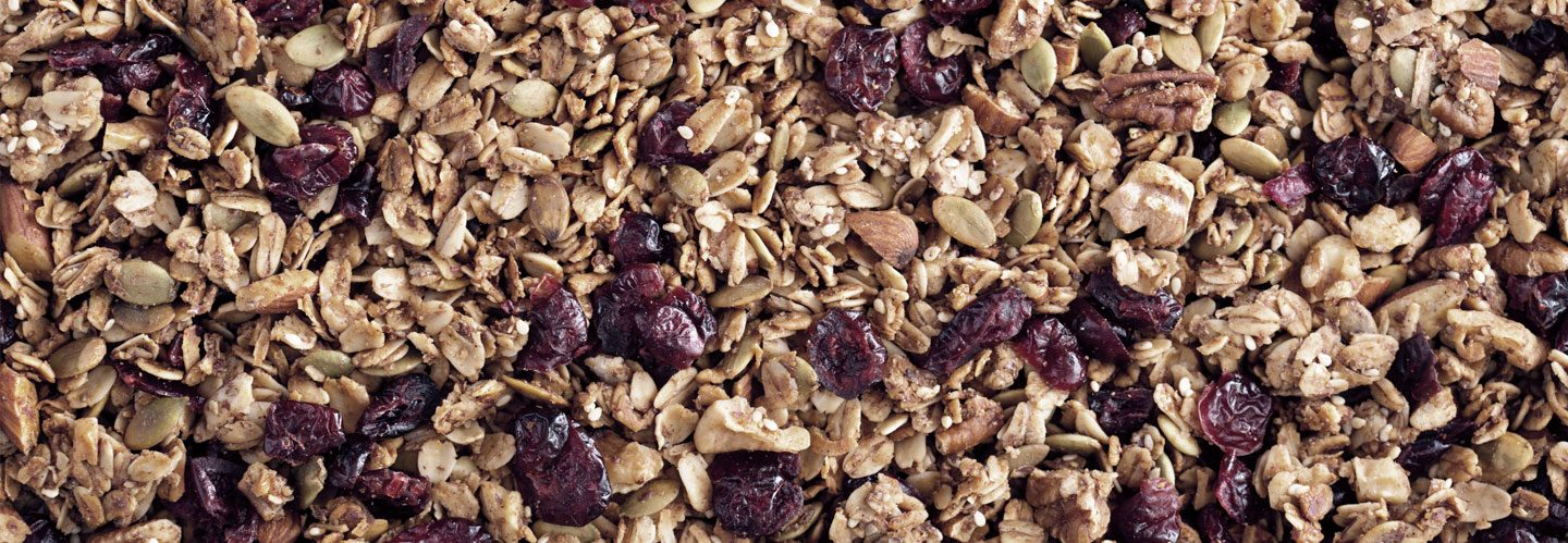 Complete granola and cereal production lines
